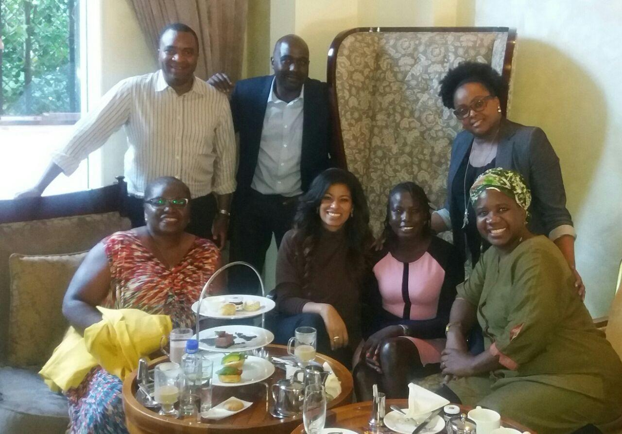 The Nairobi Tea Fellows