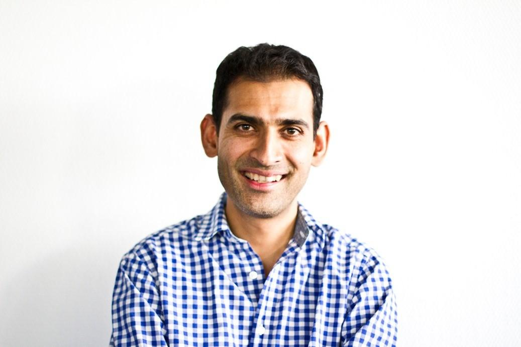 Chetan Jeeva - 2014 Tutu Fellow (South Africa)