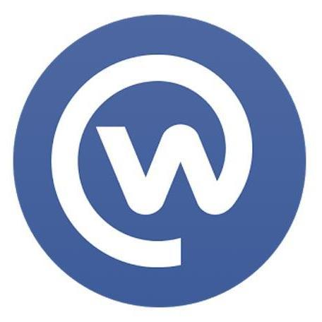 facebook workplace logo