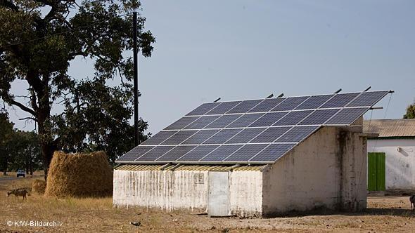 Renewable energy a solution for Nigeria