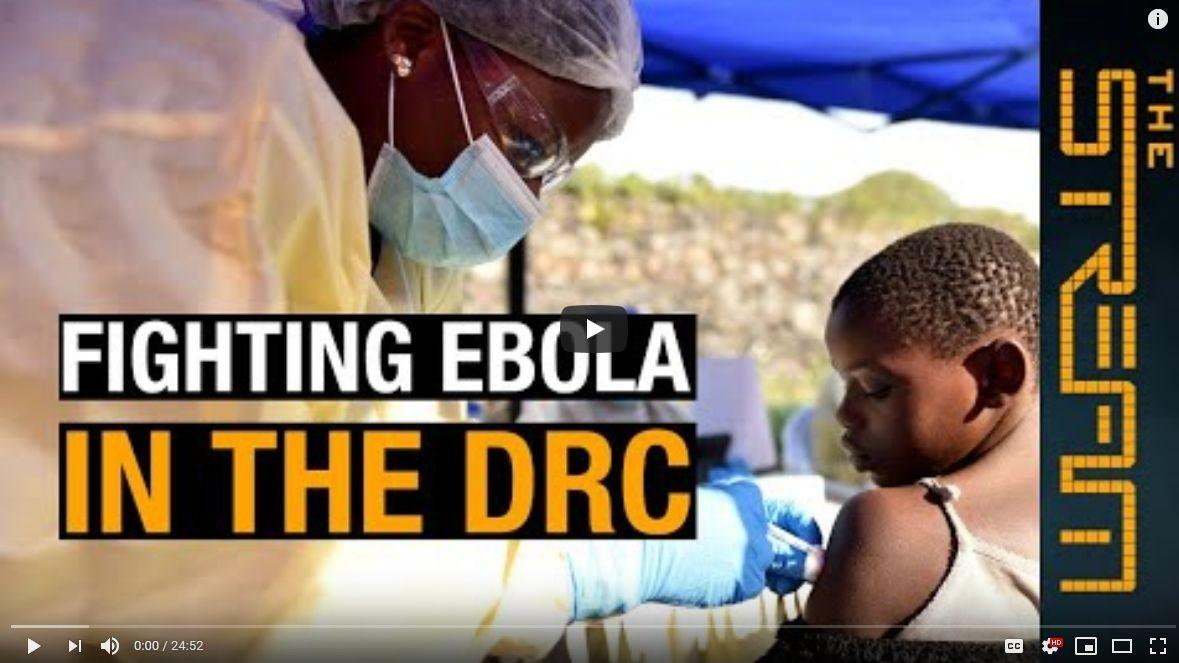 Tutu Fellow on the front line of the Ebola outbreak in the DRC