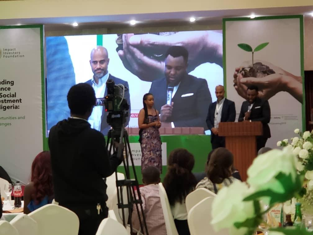 Tutu Fellow's company wins Nigerian Impact Investing Award