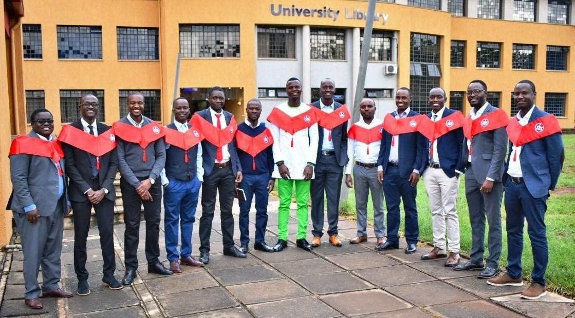 First cohort of AGCO Agribusiness Qualification fellows graduate from Strathmore