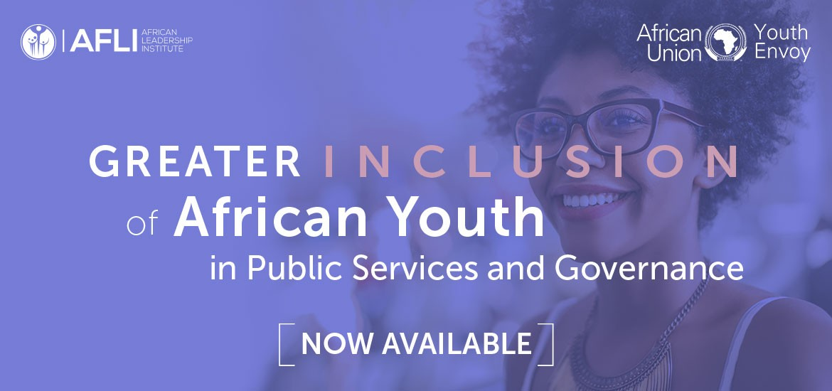 AFLI report launch on the greater inclusion of youth in governance