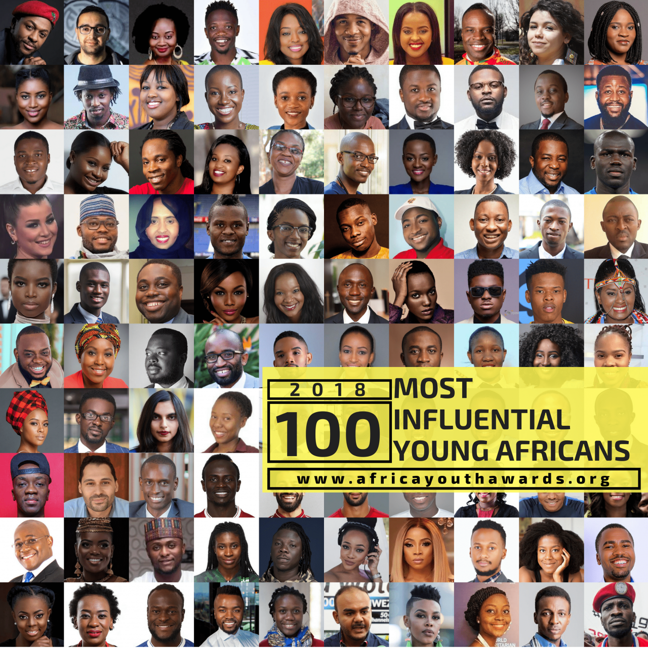 100-Most-Influential-Young-Africans
